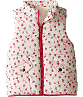 Pumpkin Patch Kids - Butterfly Print Padded Vest (Infant/Toddler/Little Kids/Big Kids)