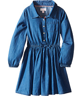 Pumpkin Patch Kids - Denim Shirt Dress (Infant/Toddler/Little Kids/Big Kids)