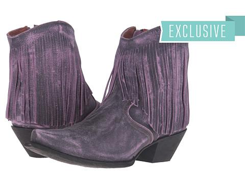 Dan Post Jules - Purple Vintage