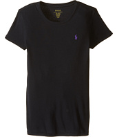 Polo Ralph Lauren Kids - Short Sleeve Knit Tee (Little Kids/Big Kids)
