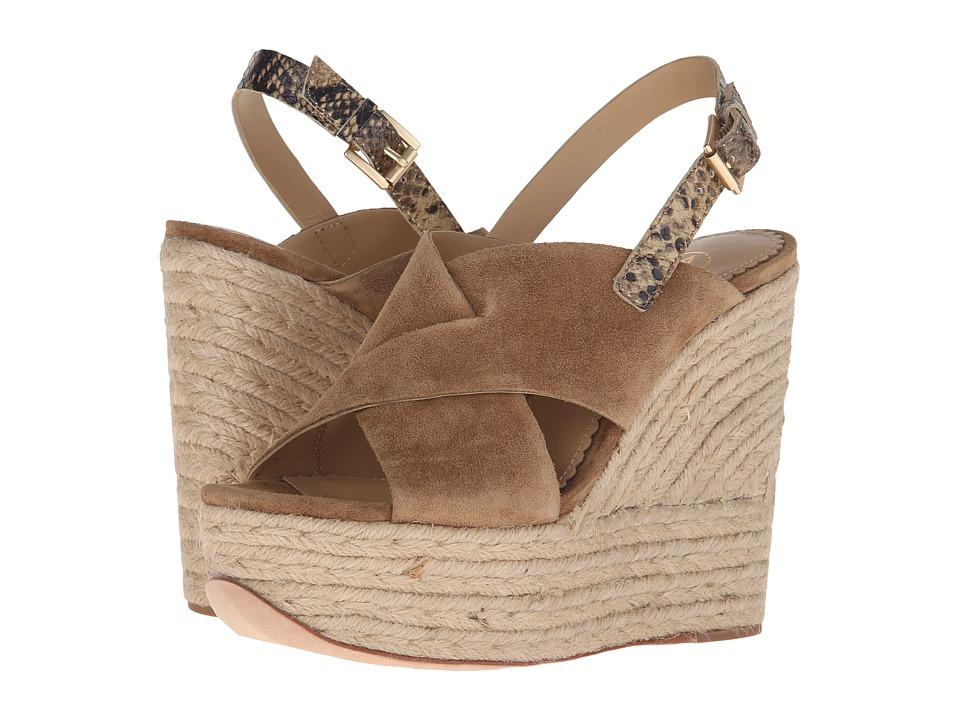 ASH Borneo Wilde/Desert Womens Wedge Shoes
