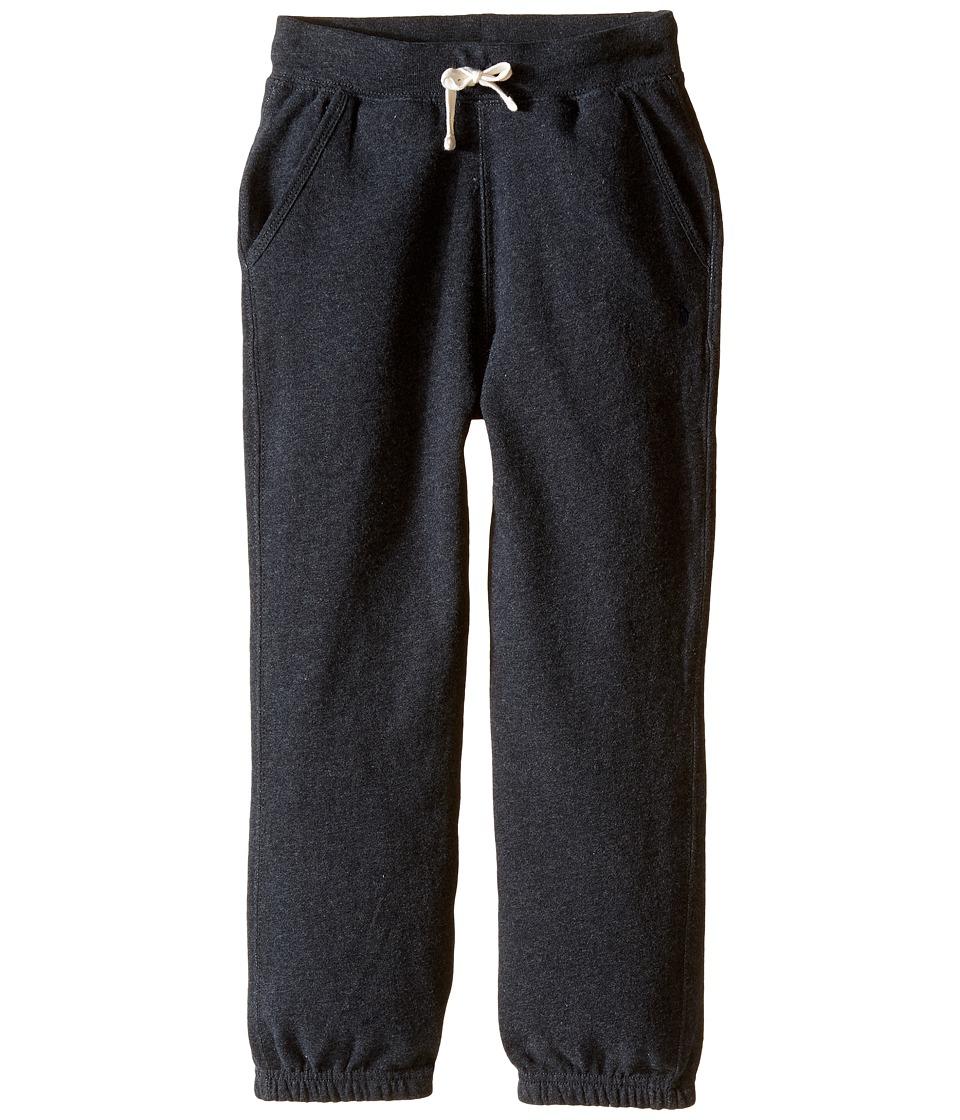Polo Ralph Lauren Kids - Collection Fleece Pull-On Pants (Little Kids) (Avery Heather) Boys Casual Pants