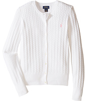 Polo Ralph Lauren Kids - Mini Cable Sweater (Little Kids/Big Kids)