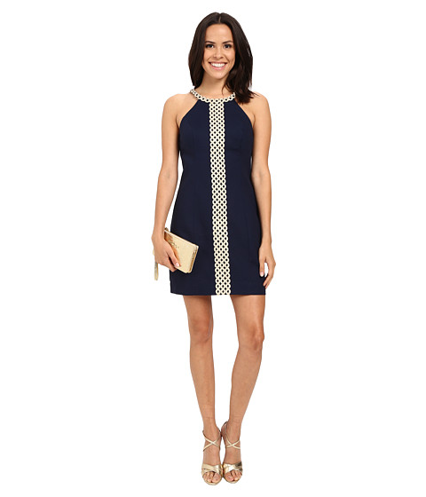 Lilly Pulitzer Sasha Shift Dress - True Navy