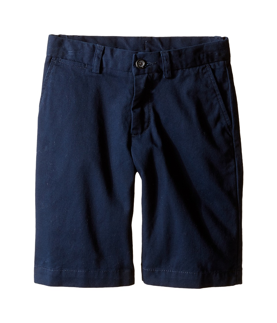 Polo Ralph Lauren Kids - Prospect Shorts (Little Kids) (Aviator Navy) Boys Shorts