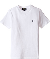 Polo Ralph Lauren Kids - 20/1 Jersey Crew Neck Tee (Little Kids/Big Kids)