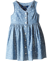Polo Ralph Lauren Kids - Chambray Woven Dress (Toddler)