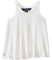 Polo Ralph Lauren Kids - Waffle Tank Top (Toddler)