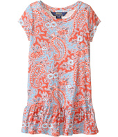 Polo Ralph Lauren Kids - Jersey Paisley Dress (Toddler)