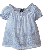 Polo Ralph Lauren Kids - Gauze Boho Top (Toddler)