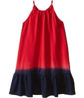 Polo Ralph Lauren Kids - Jersey Dip-Dye Maxi Dress (Little Kids)