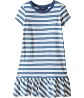 Polo Ralph Lauren Kids - Jersey Stripe Dress (Little Kids)