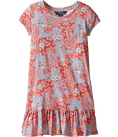 Polo Ralph Lauren Kids - Jersey Paisley Dress (Little Kids)