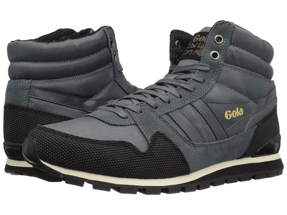 Gola Ridgerunner High II (Grey/Black) Men