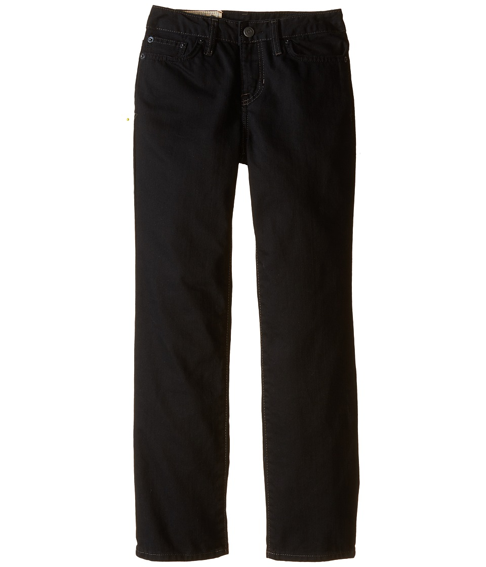 Polo Ralph Lauren Kids - Slim Fit Jeans (Big Kids) (Baker Black Wash) Boys Jeans