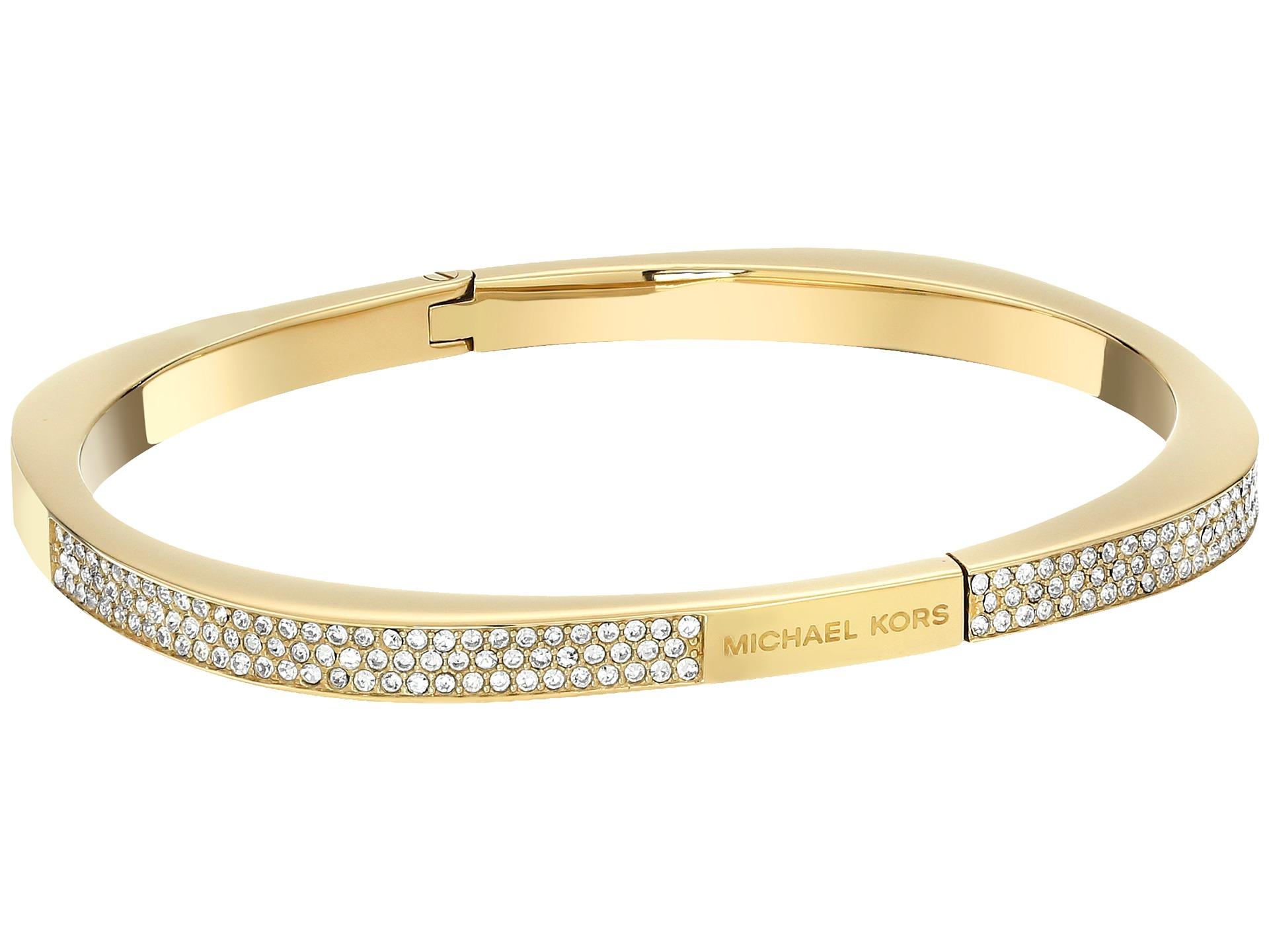 michael kors brilliance bracelet gold free. Black Bedroom Furniture Sets. Home Design Ideas