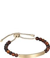 Michael Kors - Logo Plaque Slider Bracelet
