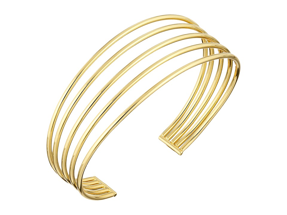 gorjana Carine Cuff Bracelet Gold Bracelet