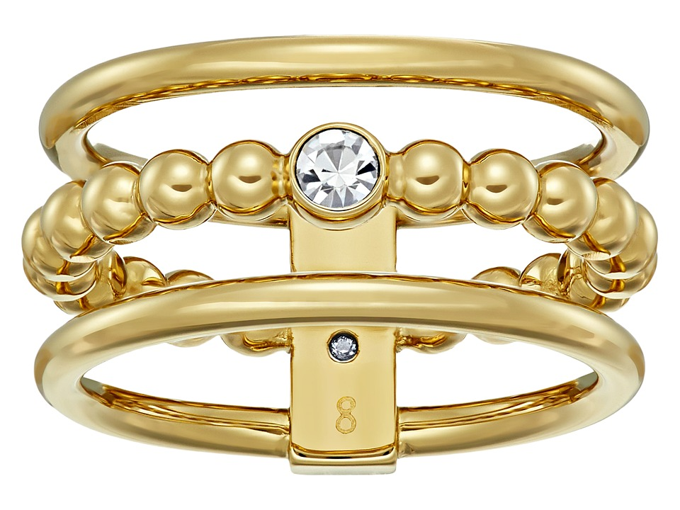Michael Kors Brilliance Ring Gold Ring