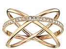 Brilliance Criss Cross Ring