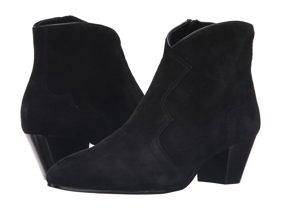 ASH Hurrican (Black/Black) Women