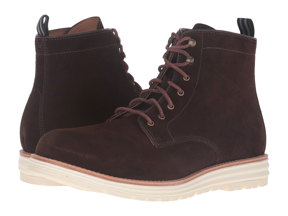 Cole Haan - TS Cortland Grand Boot (Chestnut) Men