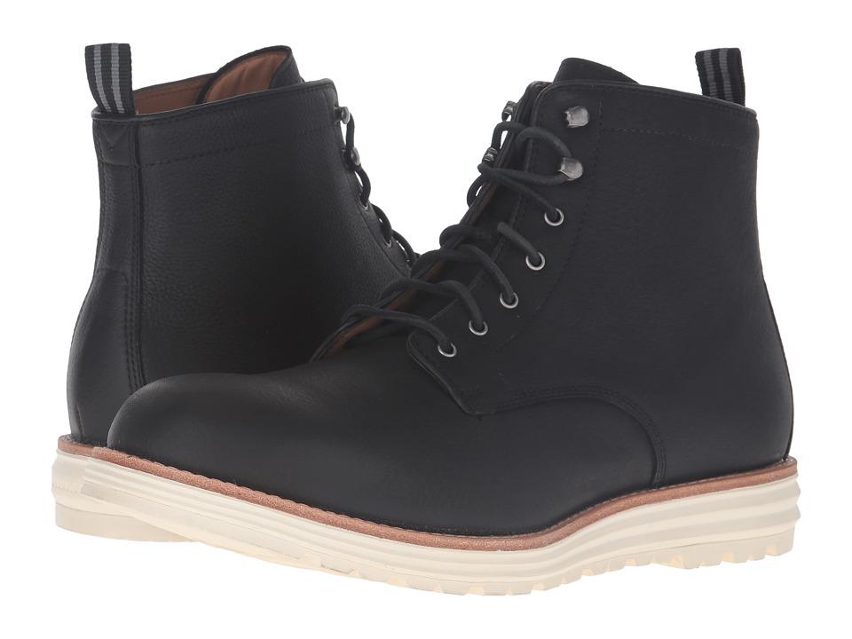 Cole Haan - TS Cortland Grand Boot (Black Water Proof) Men