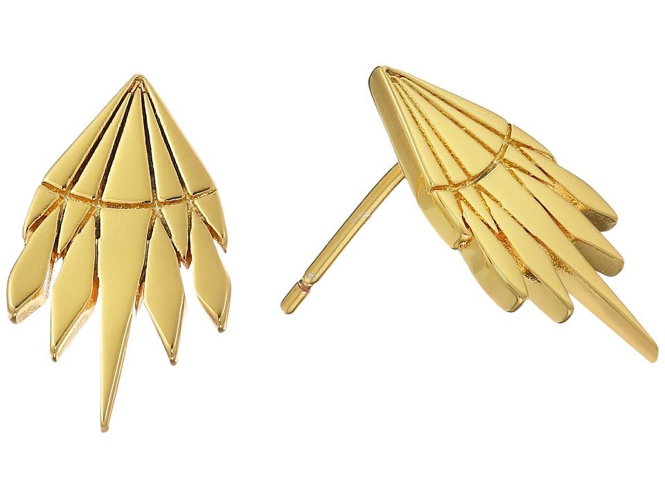 gorjana Behati Studs Earrings Gold Earring