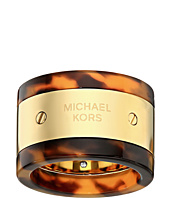 Michael Kors - MK Logo Plaque Ring