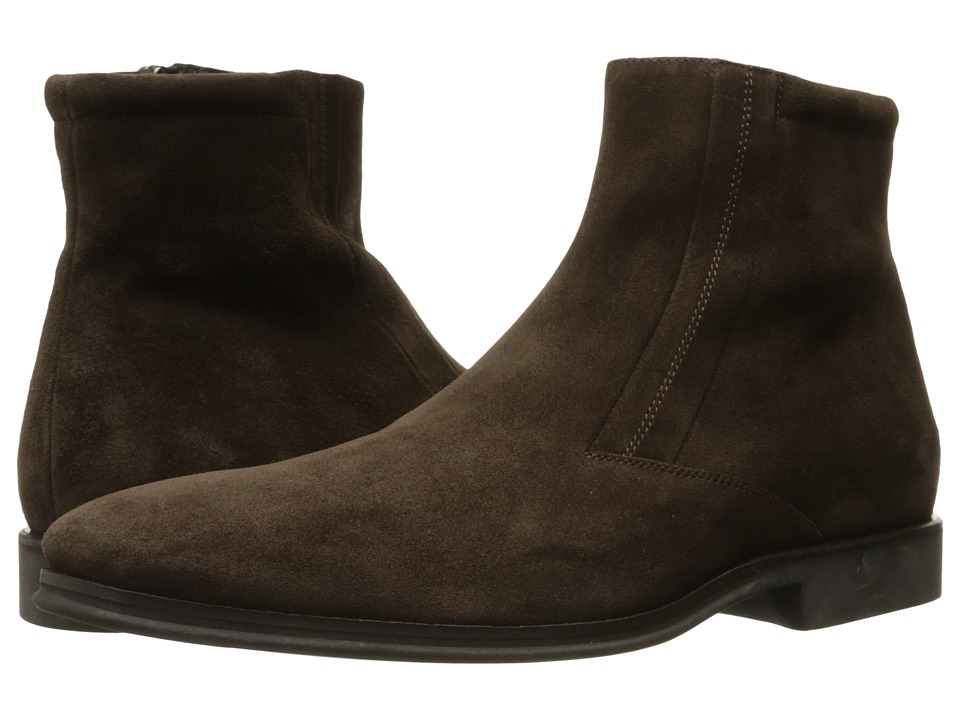 Bruno Magli - Raspino (Dark Brown Suede 1) Men