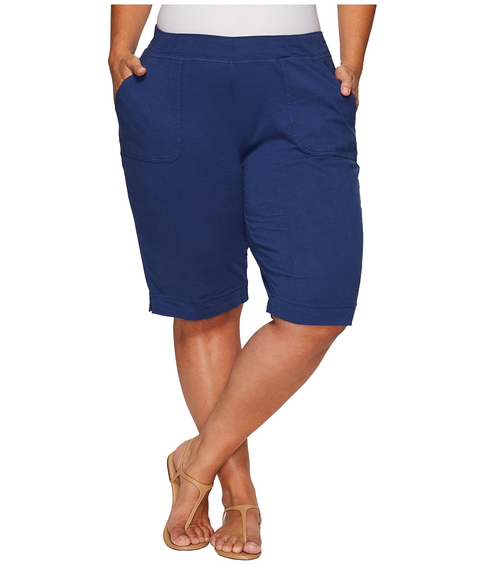 Extra Fresh by Fresh Produce - Plus Size Key Largo Pedal Pusher