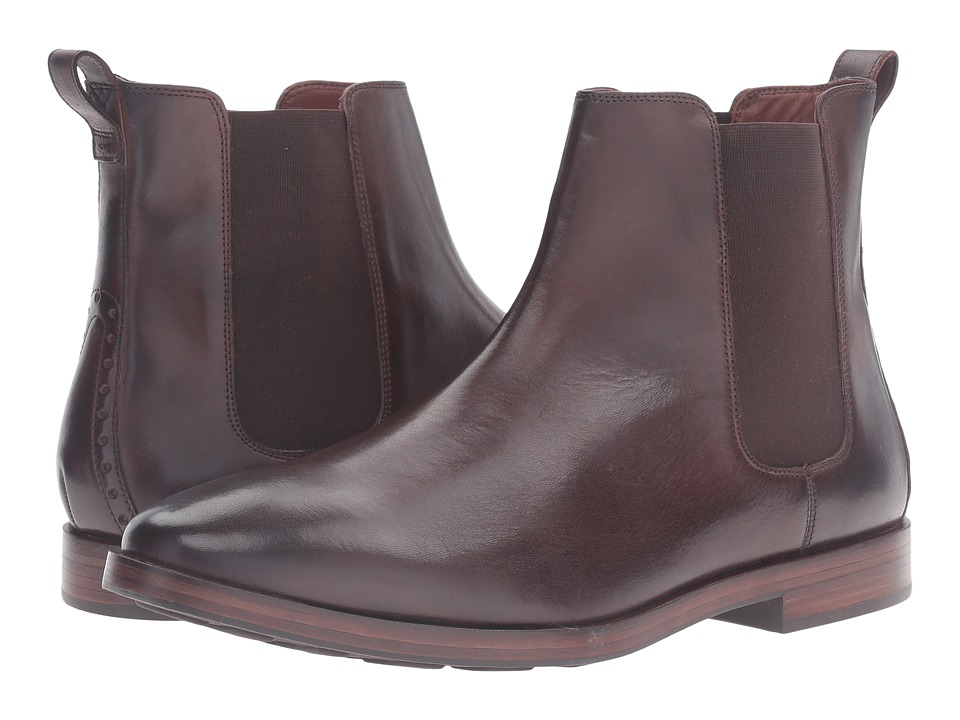 Cole Haan Hamilton Grand Chelsea (Dark Brown) Men