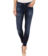 Mavi Jeans - Alexa Mid-Rise Skinny Ankle Jeans in Dark Brush Shanti