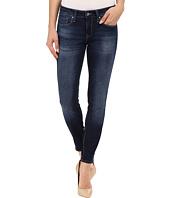 Mavi Jeans - Alexa Mid-Rise Skinny Ankle Jeans in Dark Brush Shanti