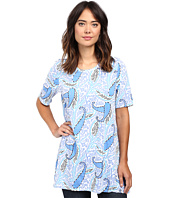 Fresh Produce - Paisley Bahama Top