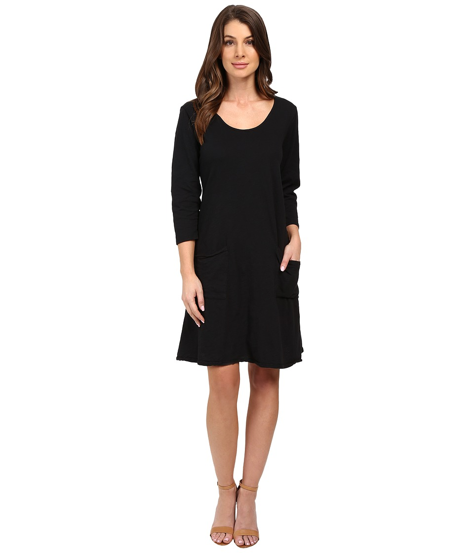 Fresh Produce - Dalia Dress (Black) Womens Dress