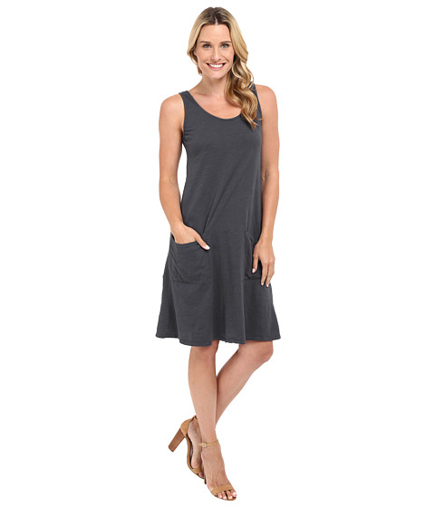 Fresh Produce - Drape Dress (Periwinkle) Women's Dress