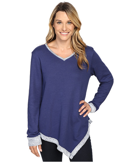 Fresh Produce - Sunset Tunic (Moonlight Blue) Women's Blouse