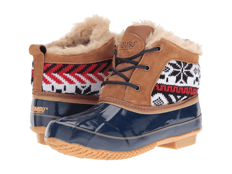 Khombu Jazzy (Tan/Navy) Women
