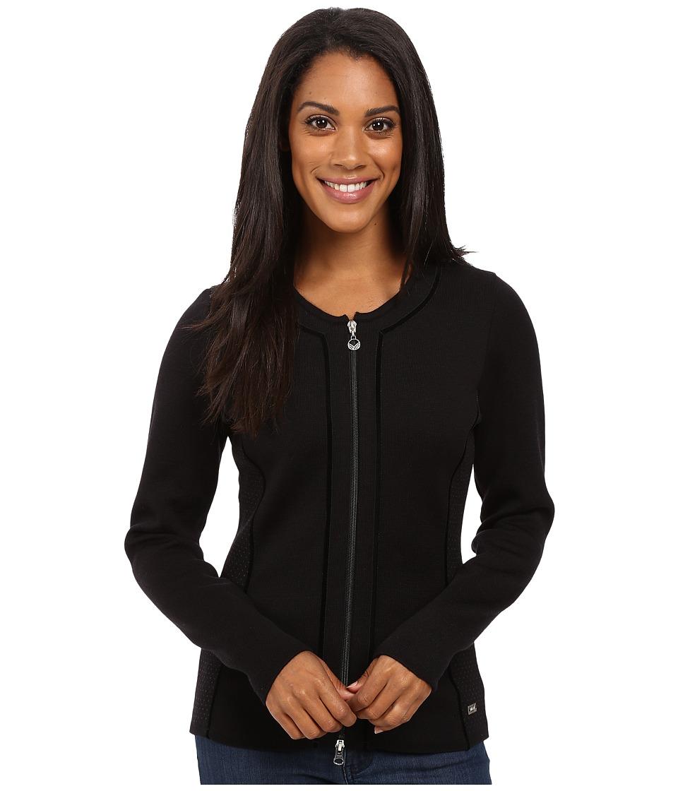 Dale of Norway Ragnhild Sweater (Black) Women's Sweater