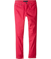 Tommy Hilfiger Kids - Five-Pocket Stretch Sateen in Lollipop (Little Kids/Big Kids)