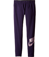 Nike Kids - Sportswear Leg-A-See Legging (Littke Kids/Big Kids)