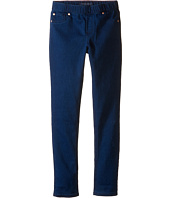 Tommy Hilfiger Kids - Five-Pocket Skinny Denim Jeggings in Bright Indigo (Little Kids/Big Kids)