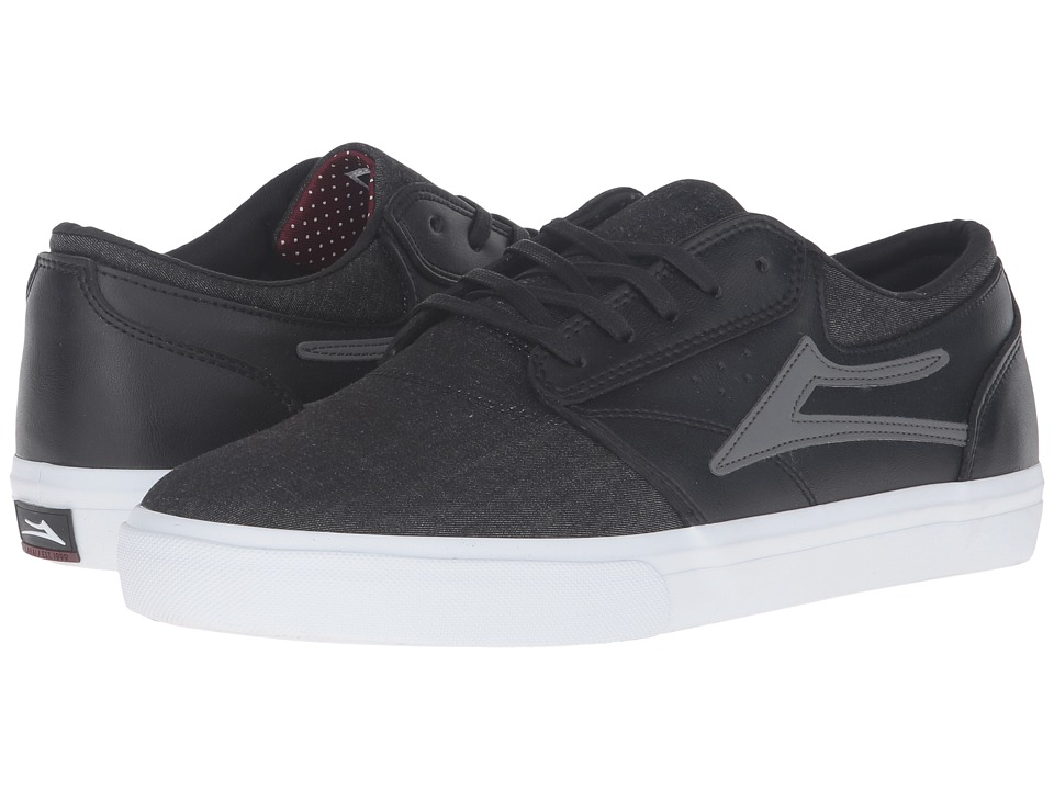 Lakai - Griffin X Workaholics (Business Casual Leather) Men
