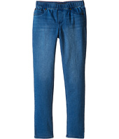 Tommy Hilfiger Kids - Five-Pocket Skinny Denim Jeggings in Medium Blue (Little Kids/Big Kids)