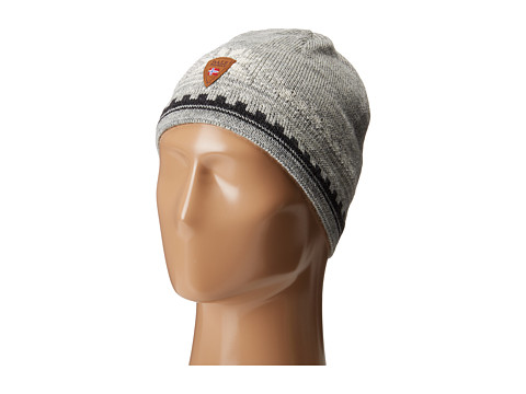 Dale of Norway Anniversary Hat - Light Charcoal
