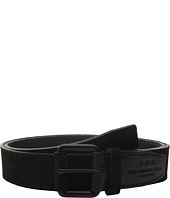 John Varvatos - 38mm Textured Suede Belt