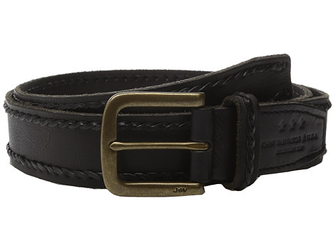 John Varvatos 38mm Laced Edge Artisan Belt