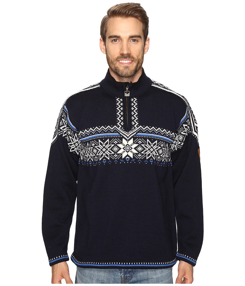 Dale of Norway Holmenkollen Masculine (Navy/Off-White) Me...