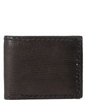 John Varvatos - Braided Edge Slim Fold Wallet